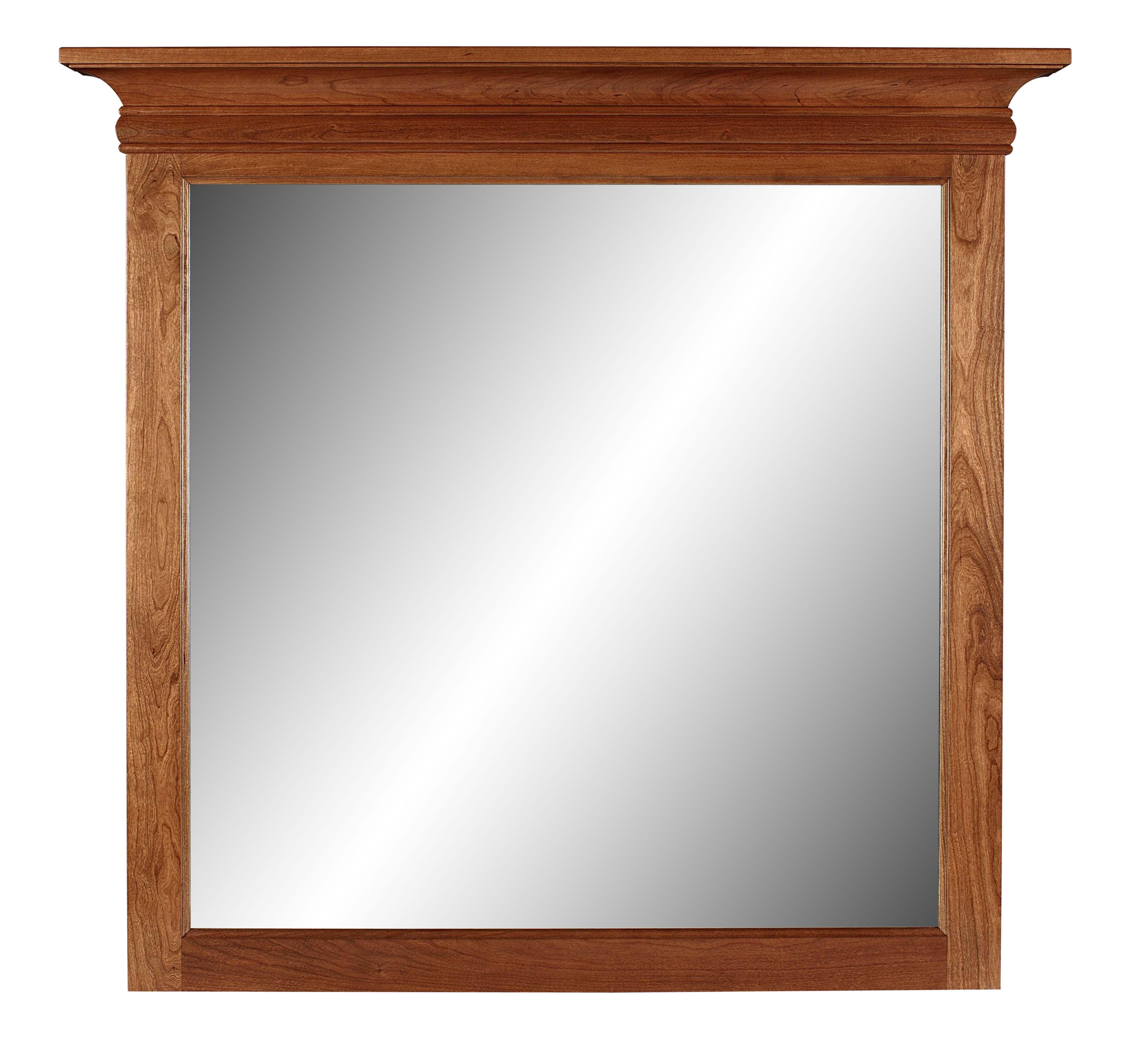 Timber Ridge Plain Mirror Everything Amish